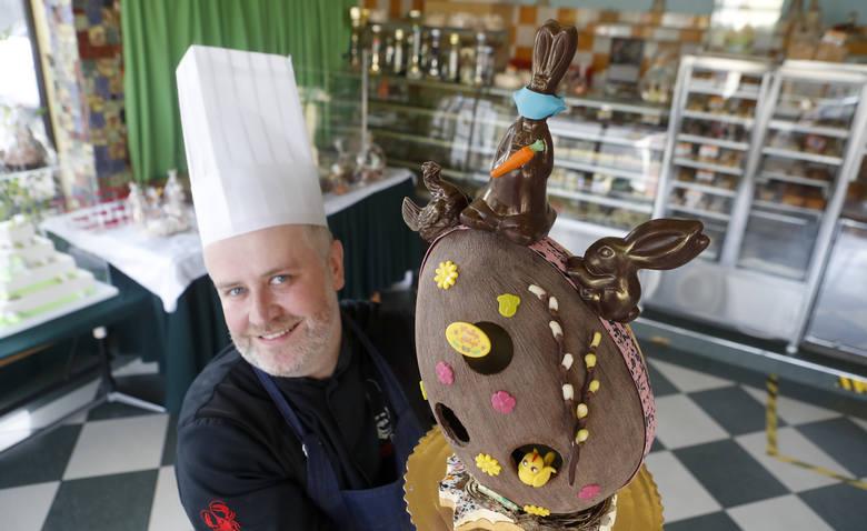 Wielkanocne wypieki cukierni Orłowski & Rak w Rzeszowie. Zobaczcie galerię zdjęć.