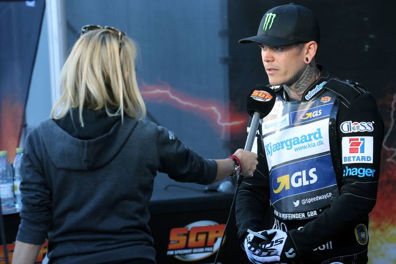 Tai Woffinden wygrał Grand Prix Danii, trzecią rundę tegorocznego cyklu Grand Prix. W finale turnieju w Horsens Brytyjczyk pokonał Artioma Łagutę, Grega
