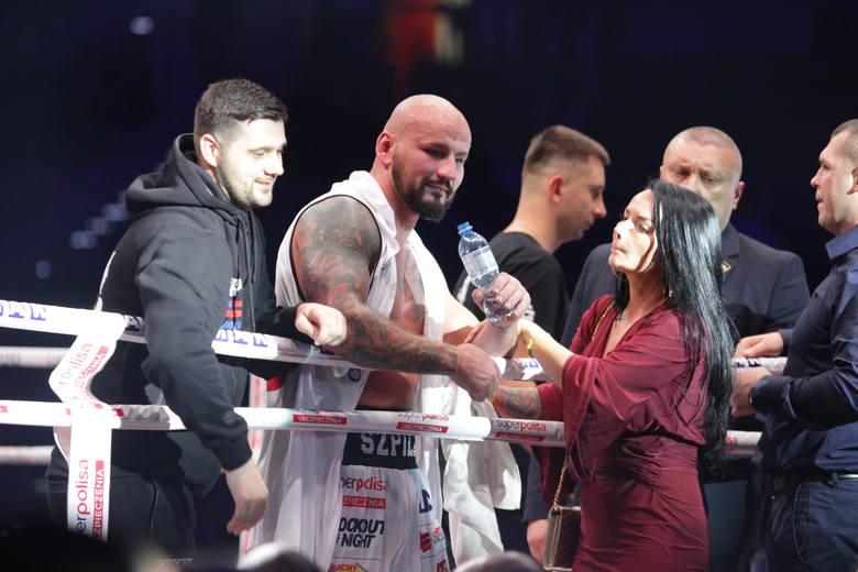 Artur Szpilka kontra Mariusz Wach. Ta walka była głównym punktem programu sobotniej gliwickiej gali Knockout Boxing Night 5
