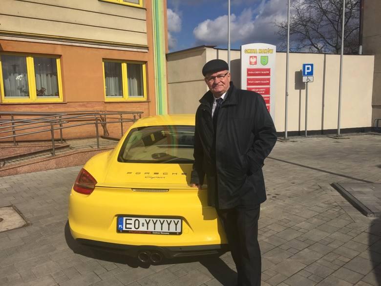 Gmina Maków sprzedaje porsche, które... przejęła w spadku [ZDJĘCIA]