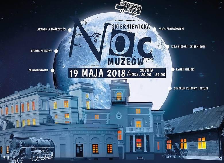 Tegoroczna Skierniewicka Noc Muzeów rozpocznie się o godzinie 20 i potrwa do północy