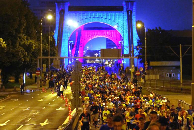 W sobotę o godz. 22 ze Stadionu Olimpijskiego we Wrocławiu wystartuje 7. PKO Nocny Wrocław Półmaraton. Weźmie w nim udział 13 tys. uczestników. Dla jednych