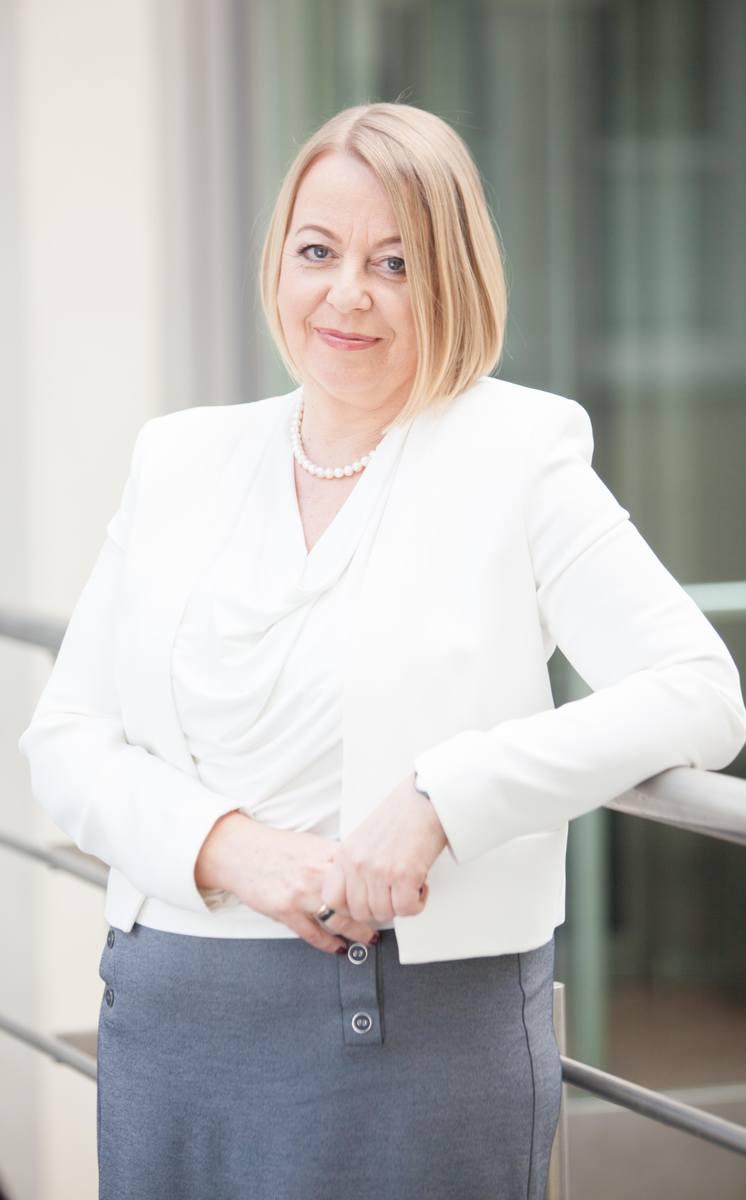 Małgorzata Oleszczuk, prezes PARP
