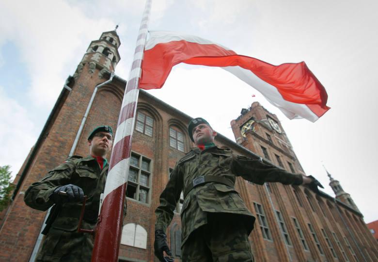 W Toruniu świętowaliśmy wczoraj Dzień Flagi Rzeczpospolitej. Dziś przypada z kolei Święto Konstytucji 3 Maja. Co będzie się działo w naszym mieście w
