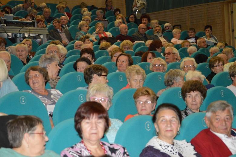 Skierniewicki Dzień Seniora: koncert Tercetu Egzotycznego