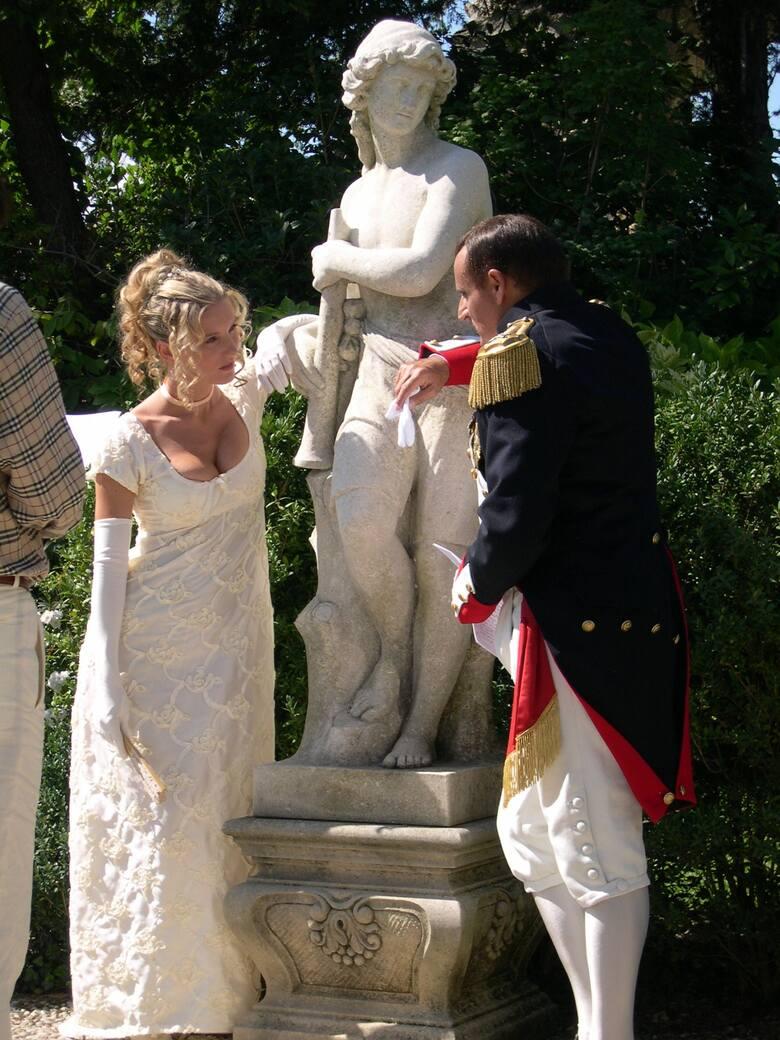 "Dagmara Spolniak nagrała we Włoszech nawet film pt. ""Rendez-vous con Napoleone"""