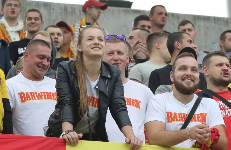 W meczu PKO Ekstraklasy Korona Kielce przegrała na Suzuki Arenie z Wisłą Płock 0:1. Zapraszamy do obejrzenia galerii zdjęć kibiców z tego spotkania.