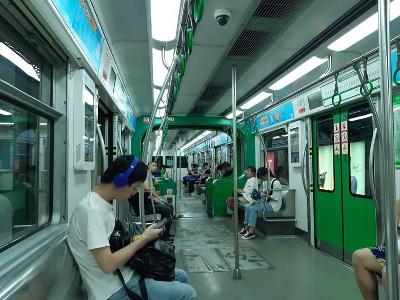 Jeden z modeli kolejki przedstawiciele miasta oglądali podczas wizyty w Chinach. W piątek w ratuszu przedstawiciele firmy budującej takie środki transportu