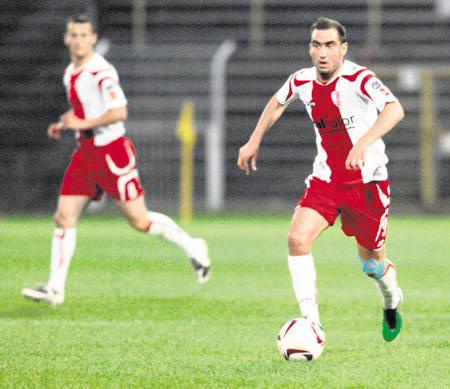 Marcin Smoliński raczej nie zagra w meczu z Odrą Wodzisław