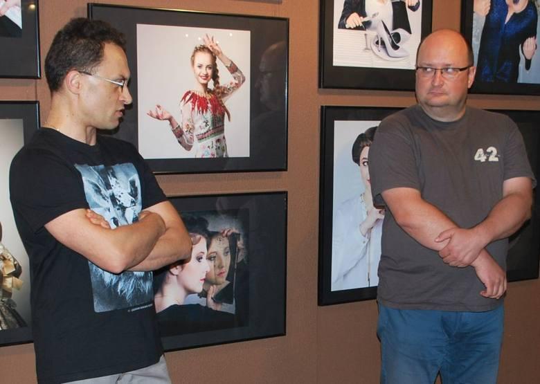 """Wernisaż wystawy """"Mój portret – na przekór reklamie"""" (zdjęcia)"""