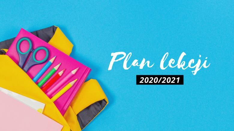 Plan lekcji 2020/2021 do pobrania za darmo: różne wzory. Wybierz ulubiony i wydrukuj