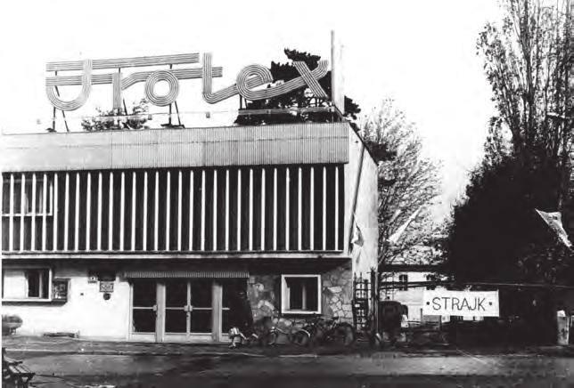 """Strajk z ZPB """"Frotex"""" w Prudniku we wrześniu 1980 r."""