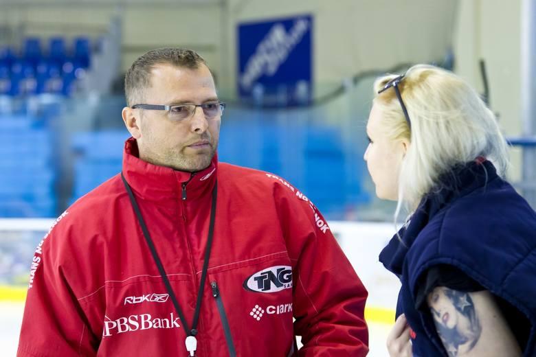 Tomasz Demkowicz w Sanoku gra już prawie 30 lat.