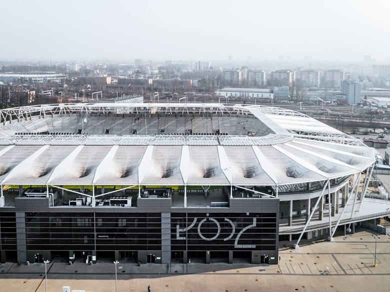 Kibice ŁKS mogą pękać z dumy. Stadion wygląda już wspaniale! ZDJĘCIA
