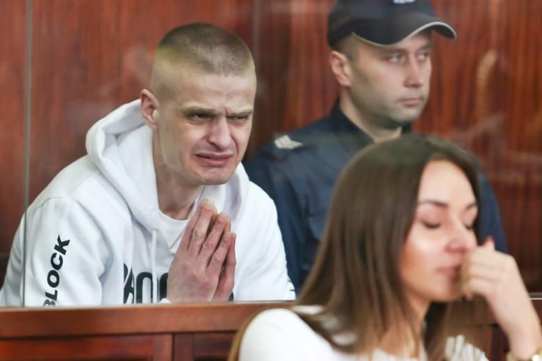 Tomasz K. usłyszał decyzję o zwolnieniu go z więzienia