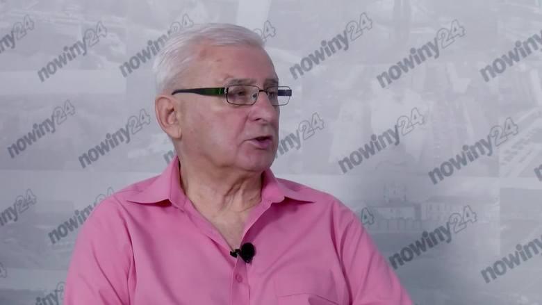 Marian Basiak, ma 78 lat i 50 lat doświadczenia trenerskiego
