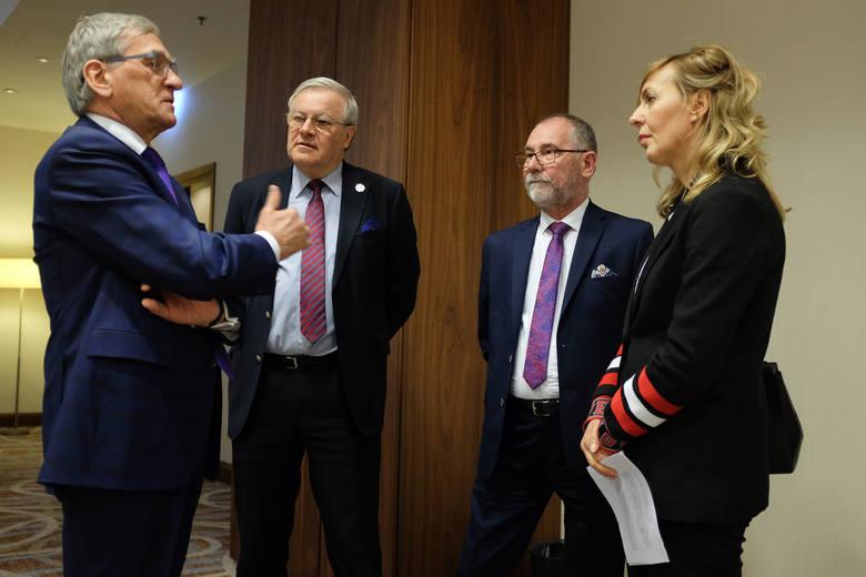 Krystyna Skowrońska przedstawiła w Rzeszowie swój Honorowy Komitet Poparcia