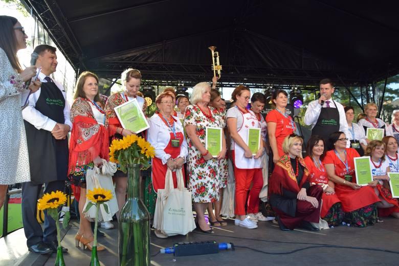 Krzeszowice. Małopolski Festiwal Smaku [ZDJĘCIA]