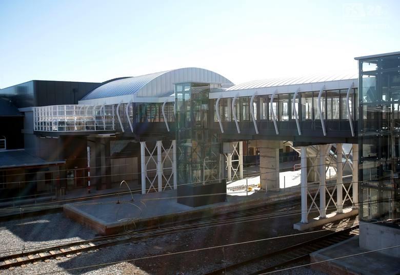 Przebudowa dworca na ostatniej prostej. Za tydzień otwarcie?