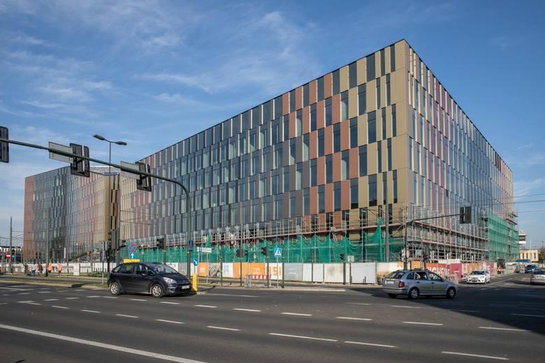 Będzie składać się z pięciu budynków i dostarczy łącznie ok. 70 tys. mkw. nowoczesnej powierzchni biurowej.
