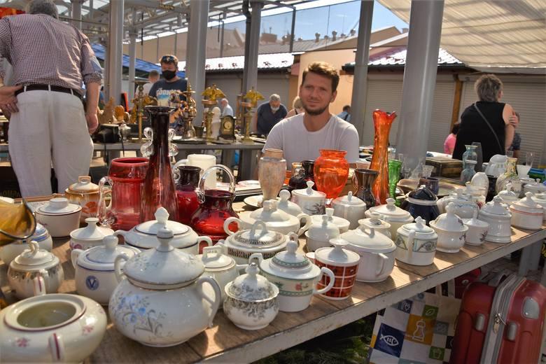 Bazar na Starówce powrócił na tarnowski Burek po niemal półrocznej przerwie [ZDJĘCIA]