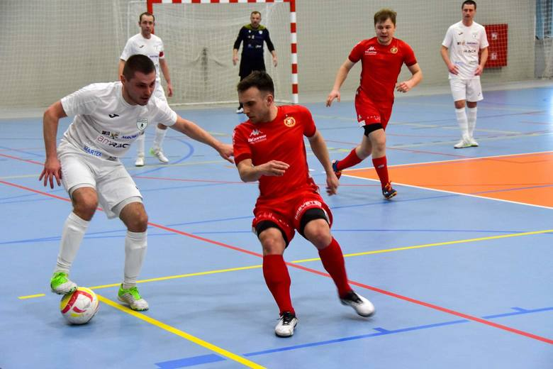Drużyna Amrack CRB Mrówka Mosina Futsal Team w niedzielę będzie walczyć o miejsce na podium w meczu, kończącym jej debiutancki sezon w I lidze, z Futsalem