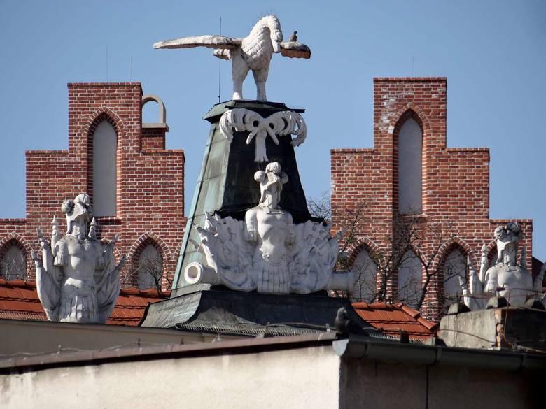 Znane miejsca mniej znane - cz. 2: Stary Rynek w Poznaniu z innej perspektywy. Poznasz?Kontynuujemy nasz cykl, w którym pokazujemy znane miejsca w Poznaniu