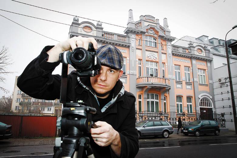 Każdy może wybrać się na spacer z Grzegorzem. Pokazuje on swój Białystok za pomocą zdjęć panoramicznych.