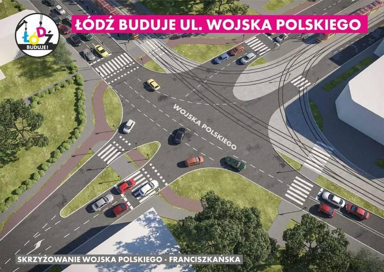 - To jeden z głównych ciągów komunikacyjnych miasta - mówi prezydent Łodzi Hanna Zdanowska. - Ulica była przez lata zgłaszana jako konieczna do  przebudowy.