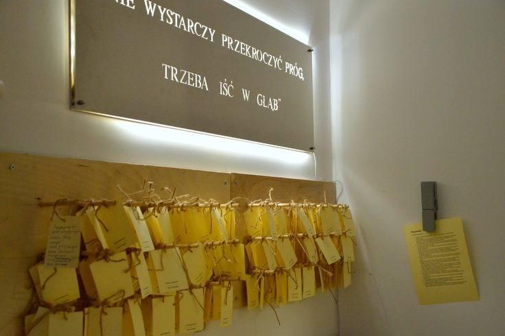 """Escape room """"U Lolka"""" cieszy się dużym zainteresowaniem. Nazywa się Lolek na cześć studenckiego pseudonimu papieża Jana Pawła II. Dla szkół otwarty jest"""