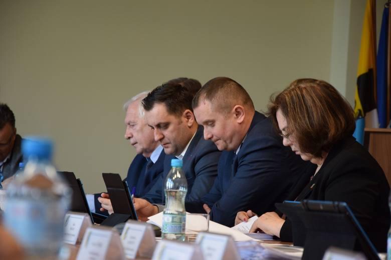 Sesja rady powiatu nowosolskiego, 22 lutego 2019 r.