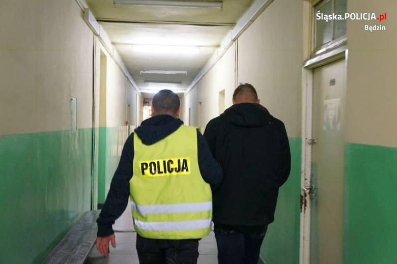 Policjanci z Wojkowic zatrzymali 46-letniego stalkera, a sąd zdecydował, że najbliższe dwa miesiące spędzi w areszcie