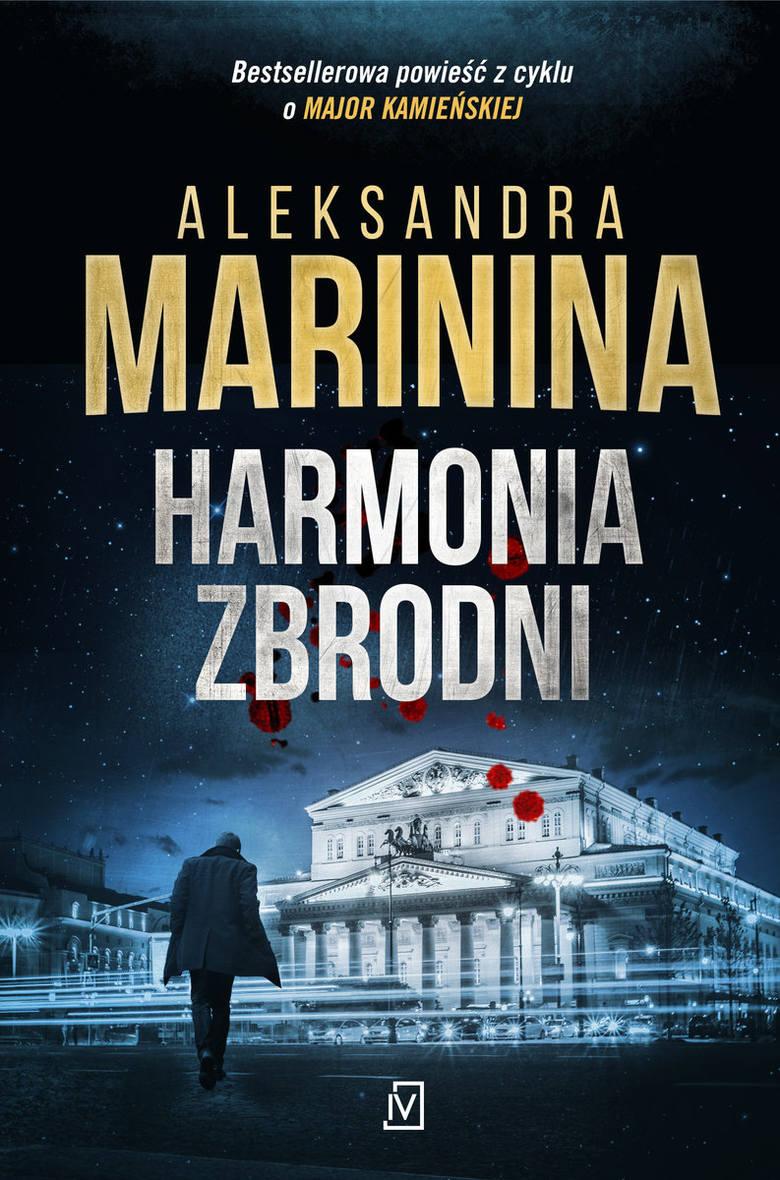Aleksandra Marinina – Harmonia zbrodni