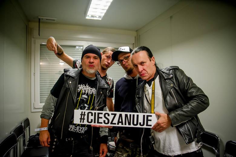 """Koronawirus w Polsce: Cieszanów Rock Festiwal 2020 przechodzi do internetu. Organizatorzy piszą """"przyjmujemy korona-wyzwanie"""" [FOTOGALERIA"""