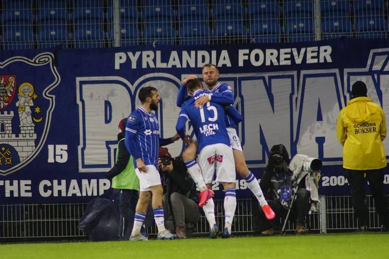 Po ponad 2,5 miesięcznej przerwie piłkarze Lecha Poznań wracają do gry. Przypominamy więc ligowe statystyki piłkarzy i drużyny Kolejorza.Zobacz, kto