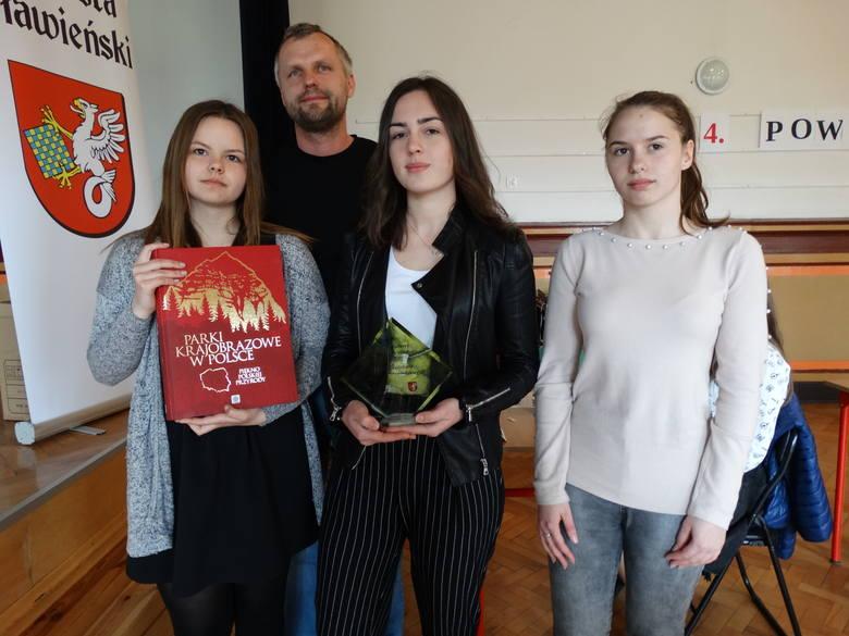 23 kwietnia 2018 r. w I Liceum Ogólnokształcącym w Sławnie odbył się I Powiatowy Konkurs Wiedzy Ekologicznej pod patronatem Starosty Sławieńskiego i