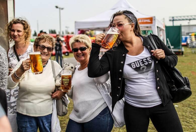Amber Fest 2017, czyli pomorskie święto piwa [ZDJĘCIA, WIDEO]