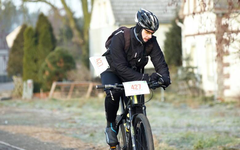 Zimą również odbywa się sporo imprez rowerowych. Jedną z najbardziej prestiżowych w naszym regionie jest właśnie ultramaraton, który biegnie nowymi granicami