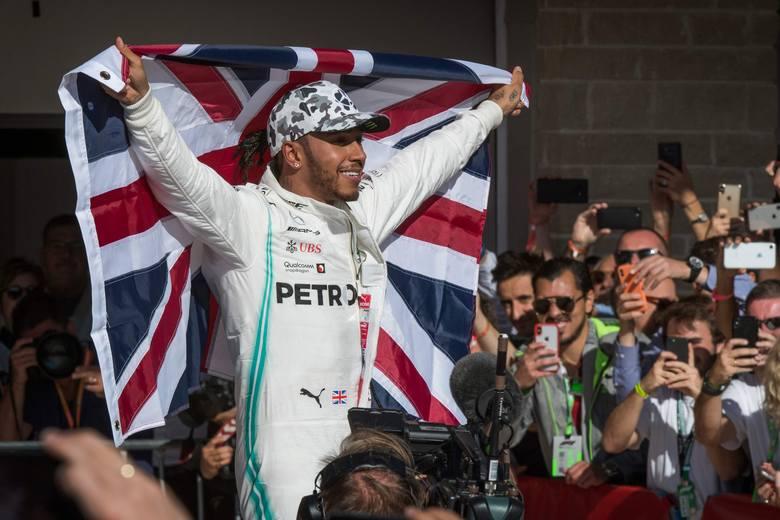 Hamilton wygrał 6. tytuł w karierze.