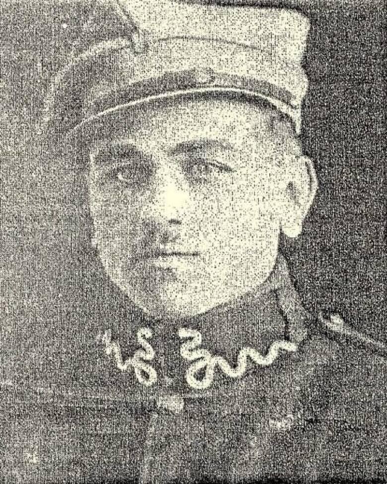 Poświęcenie nagrobka Antoniego Palucha w Silnej.