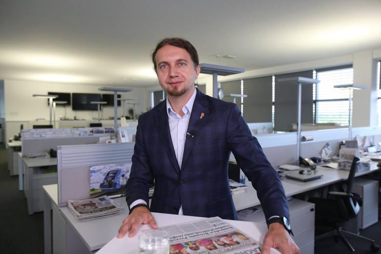 29.05.2019   sosnowieclukasz kohut posel do europarlamentu europejskiegolucyna nenow /dziennik zachodni/ polska press *** local caption *** lukasz kohut