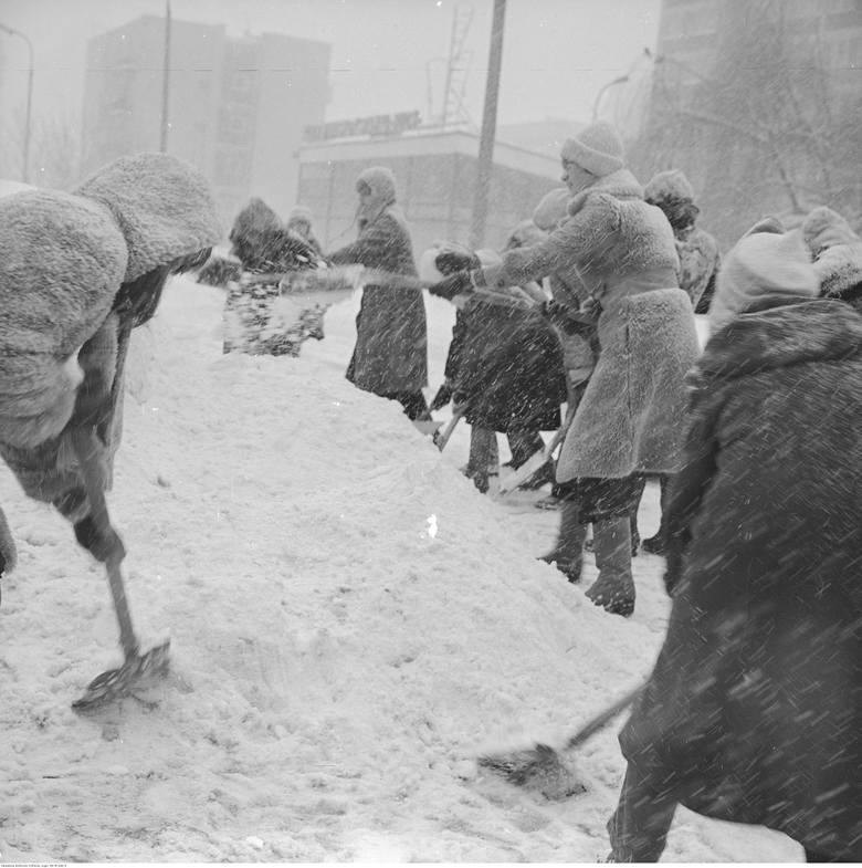 Kiedy zima była prawdziwą zimą, a mróz był karą za wyuzdanie