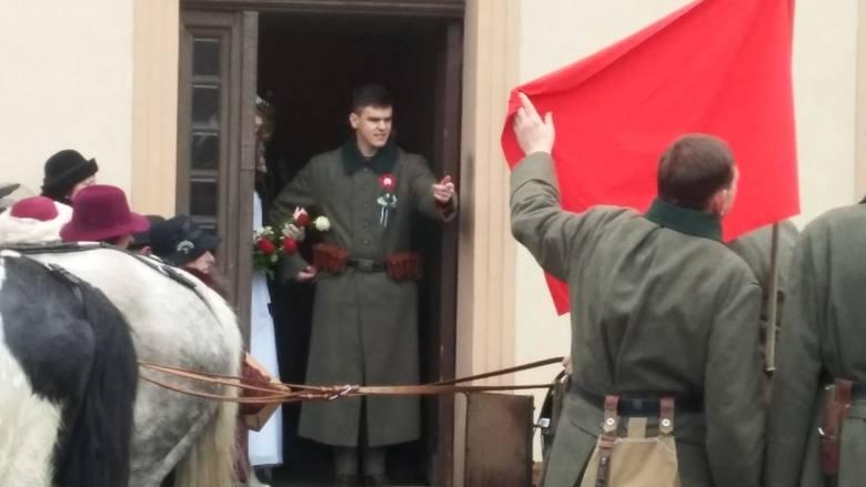 Kręcą film o powstańcach wielkopolskich z Budzynia
