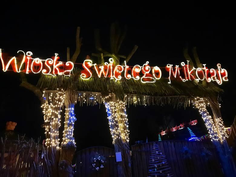 Od piątku, 4 grudnia czynna będzie największa, świąteczna atrakcja kompleksu w Bałtowie- Wioska Świętego Mikołaja. To miejsce doskonale znane najmłodszym,