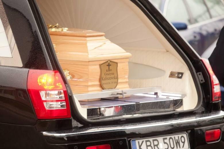 Przyczyna śmierci Grażyny Kuliszewskiej będzie znana jeszcze w marcu? Śledczy czekają na opinię biegłych lekarzy