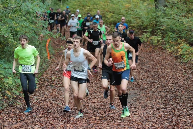 Niemal 700 osób na rozpoczęciu sezonu City Trail w Puszczy Bukowej w Szczecinie [ZDJĘCIA]