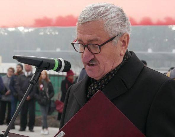 1 miejsce – Marian Śledź, przewodniczący społecznego Komitetu Budowy Pomnika Niepodległości w Kozienicach, nominacja za zaangażowanie i pracę przy powstawaniu