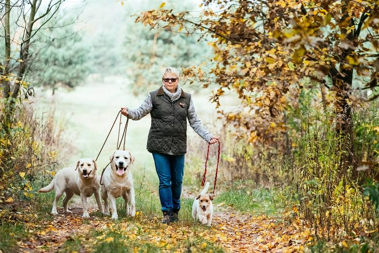 Małgorzata Osuch przeszło 20 lat temu wraz z mężem założyła hodowlę labradorów