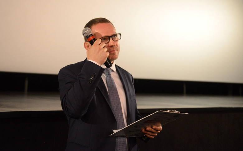 Grzegorz Widenka Prezes Oddziału Polska Press wydawca Gazety Lubuskiej