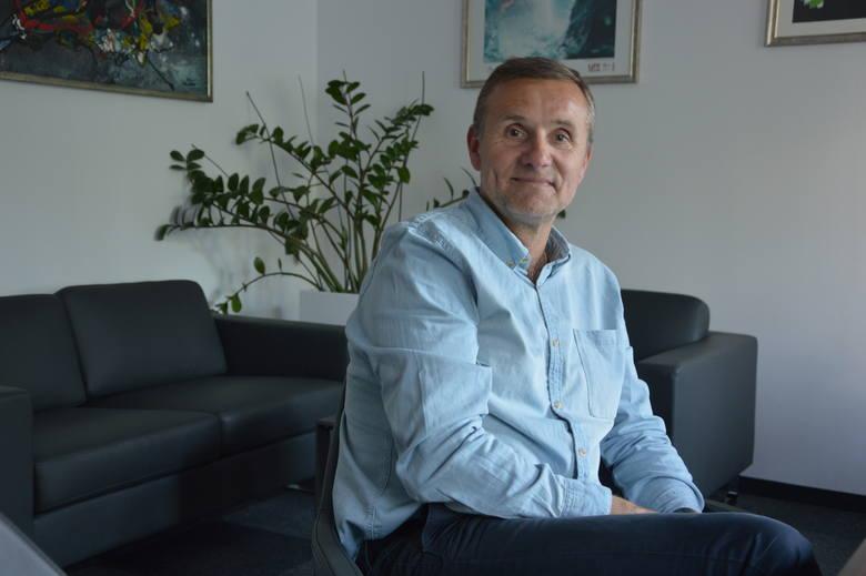 Zbigniew Starzec, były starosta oświęcimski, a do niedawna wicewojewoda małopolski, został wicedyrektorem do spraw współpracy i infrastruktury Szpitala